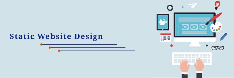 Static Website Designing Services in India