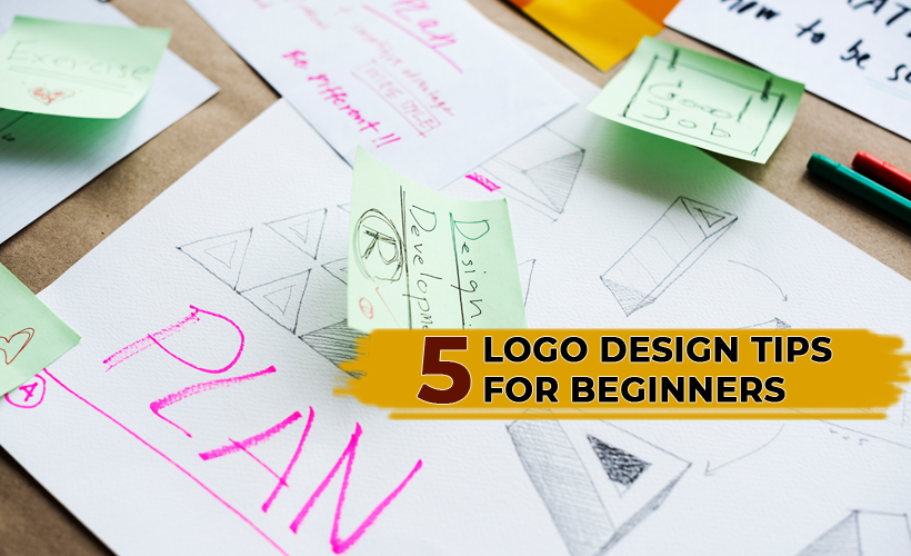 5 Logo Design Tips for Beginners